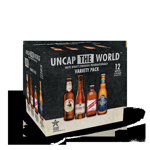 Uncap The World